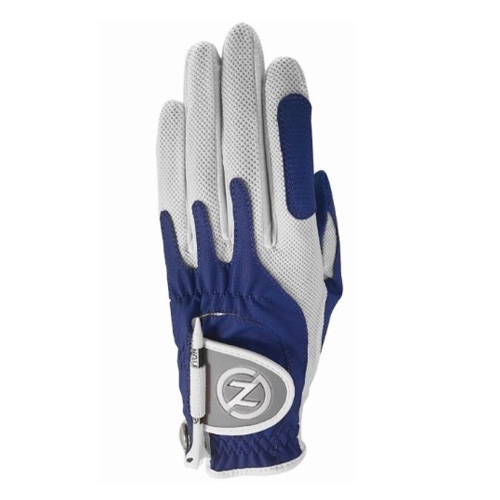 Ladies Left Hand Golf Glove, Blue, swatch