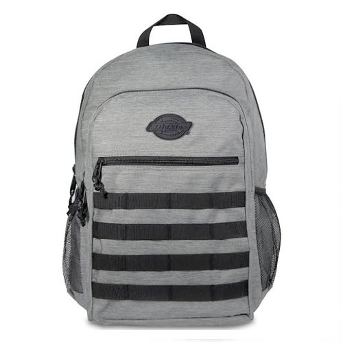 Campbell Backpack, Heather Gray, swatch