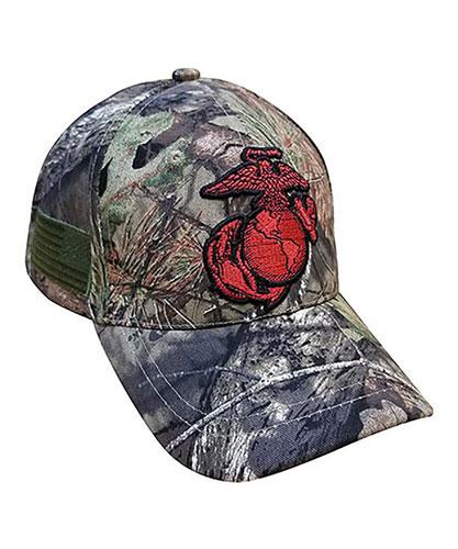 US Marine Cap, Camouflage, swatch