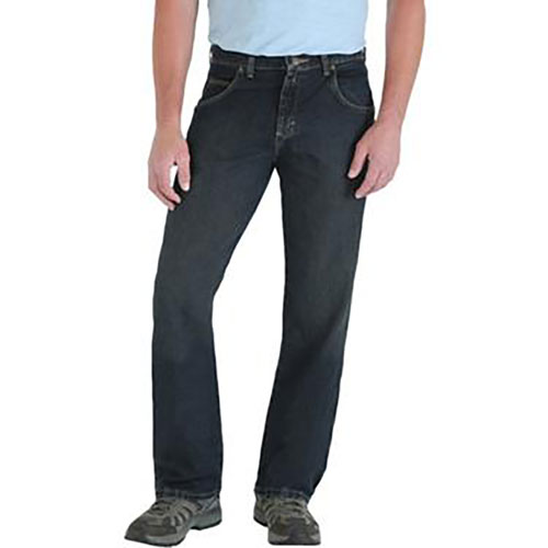 Men's Rugged Wear Relaxed Fit Mid Rise Jean, , large