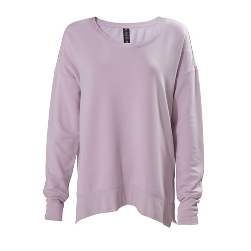 Women's Inside Fleece Modal, Pink, swatch