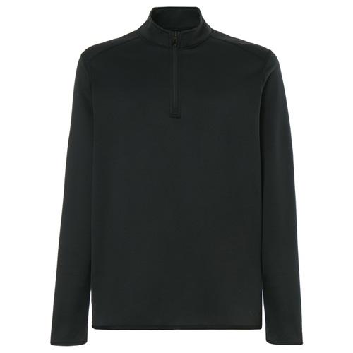 Men's Range Pullover, Black, swatch