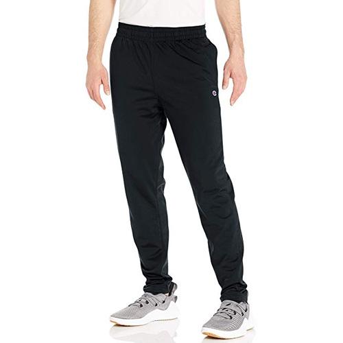 Men's Track Pants, Black, swatch