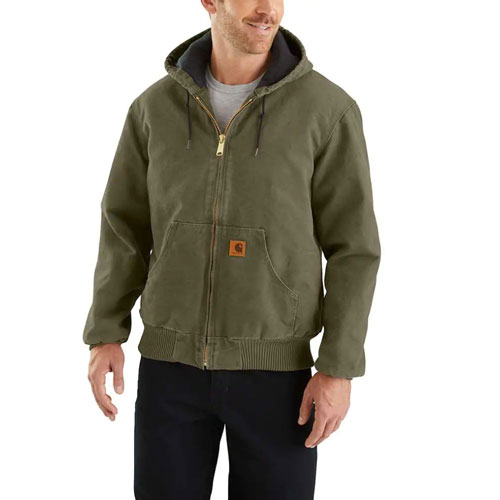 Men's Sandstone Active Jacket, Dkgreen,Moss,Olive,Forest, swatch