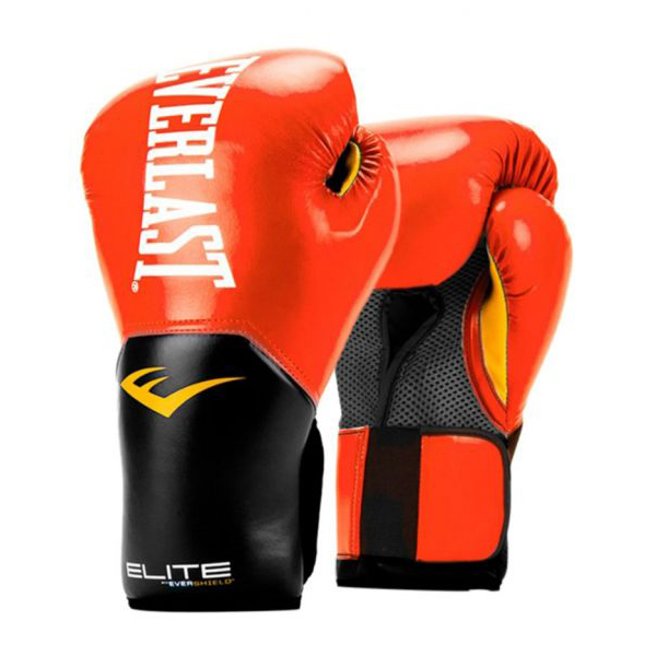 16 oz. Pro Boxing Gloves, Red, swatch