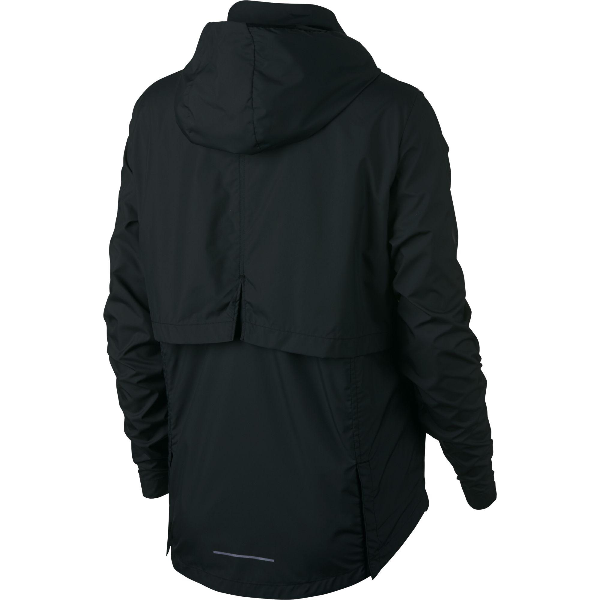 Women's Essential Packable Running Rain Jacket