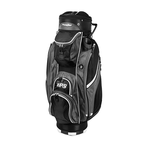 TPS 5400 Deluxe Cart Bag, Black/Charcoal, large