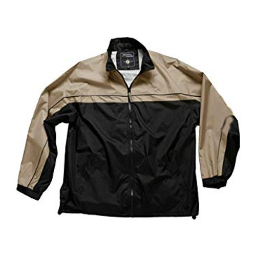 Men's Lightweight Rain Jacket, Tan,Beige,Fawn,Khaki, swatch