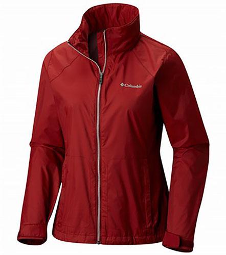 Women's Switchback Iii Jacket, Red, swatch