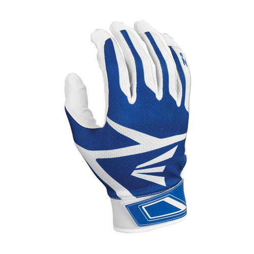 Youth Z3 Hyperskin Batting Gloves, White/Royal, swatch