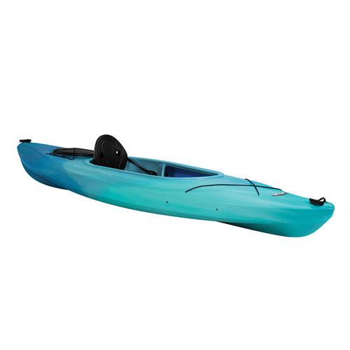 Cruze Sit-in 10' Kayak, Turquoise,Aqua, swatch