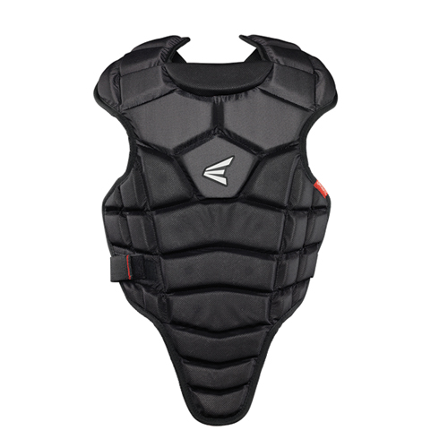 M5 Youth Qwikset Chest Protector, Black, swatch