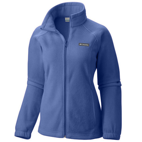 Women's Benton Springs Full Zip Fleece Jacket, Blue, swatch