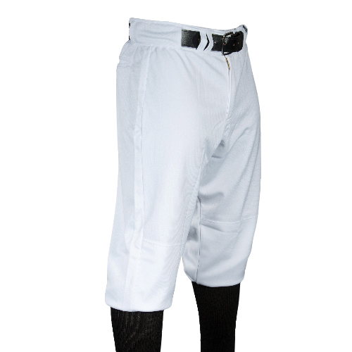 """Youth """"Old School"""" Knicker Baseball Pant, White, swatch"""