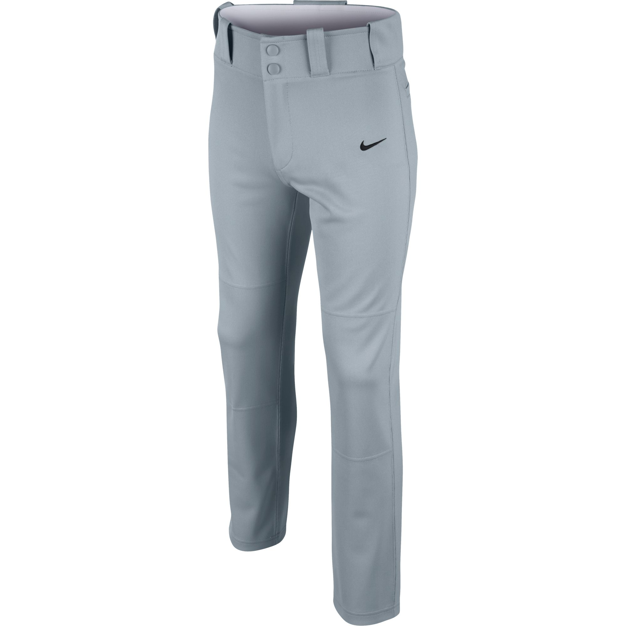 Youth Core Baseball Pant, Gray, swatch