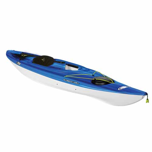 Ultimate 120 Sit-In Kayak, Blue, swatch