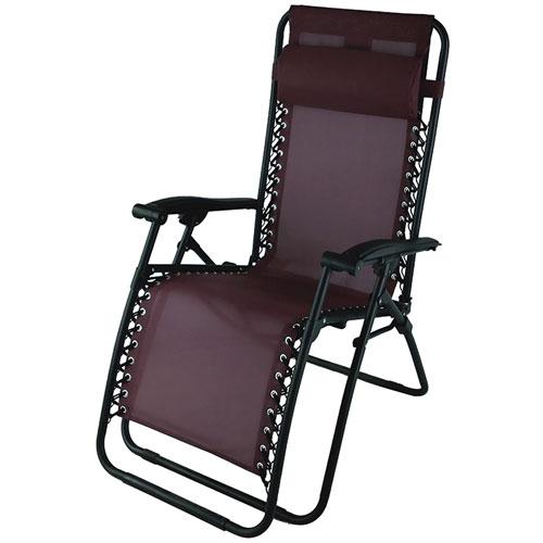 Zero Gravity Chair, Dk Red,Wine,Ruby,Burgandy, swatch