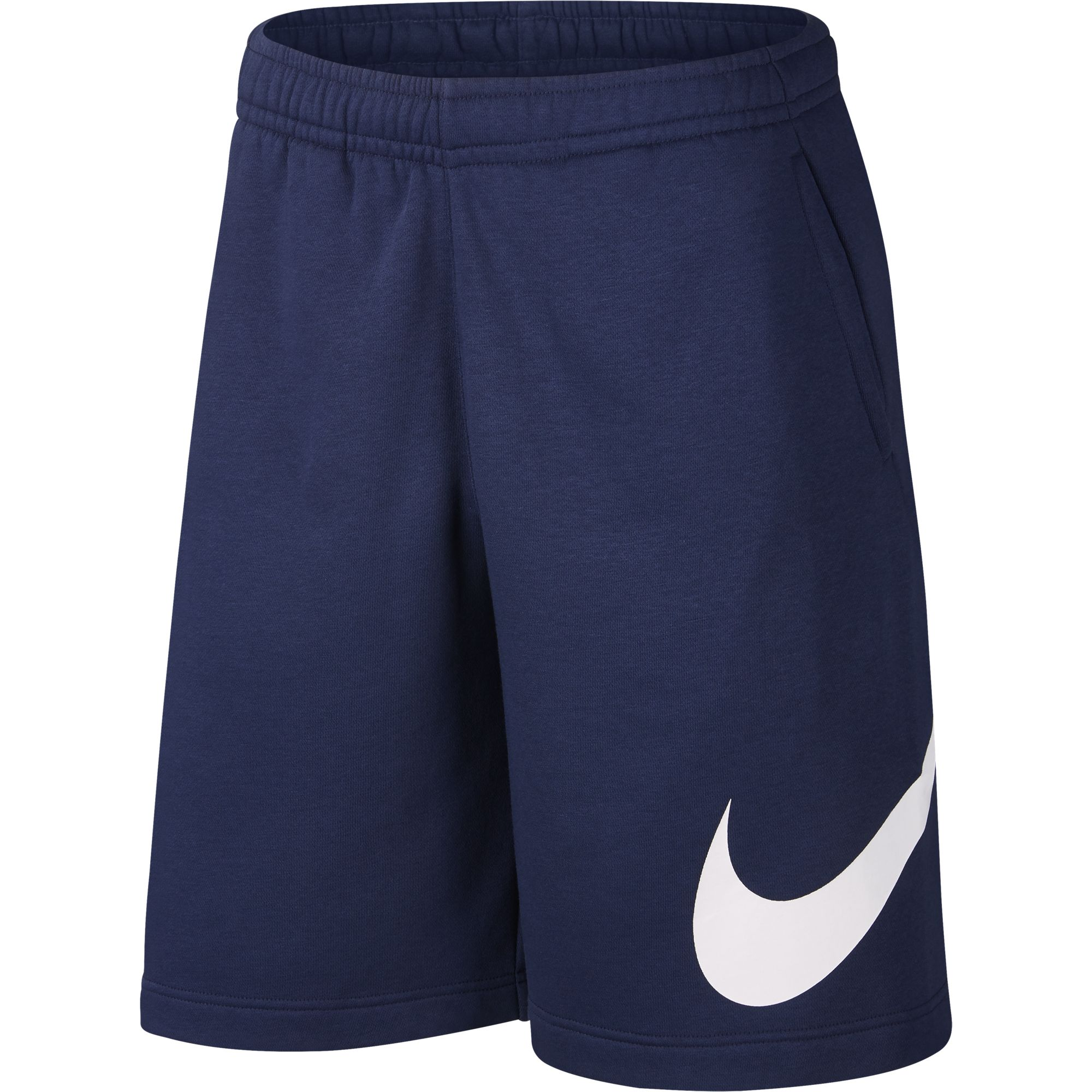 Men's Sportwear Club Graphic Shorts, Navy, swatch