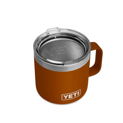 14 Oz. Color Mug, Orange, swatch