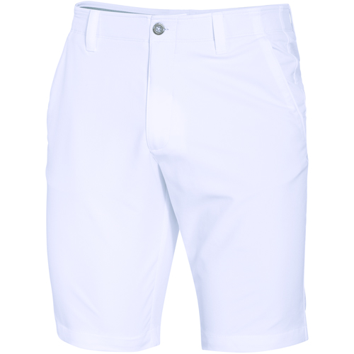 Men's Match Play Shorts, White, swatch