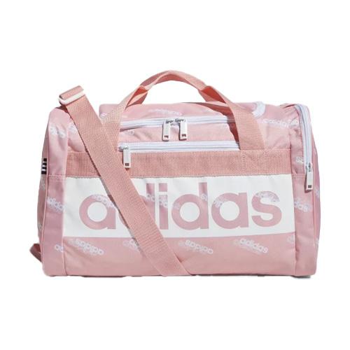 Court Lite Duffel Bag, Pink/White, swatch