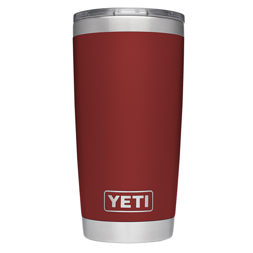 20 Oz. Rambler With Magslider, Red, swatch