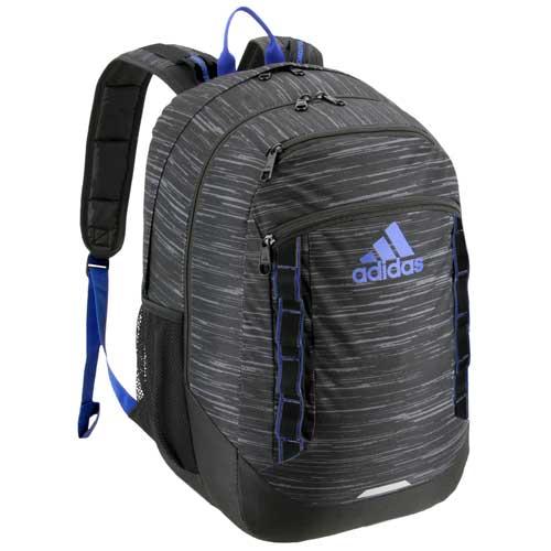 Excel V Backpack, Black/Royal, swatch