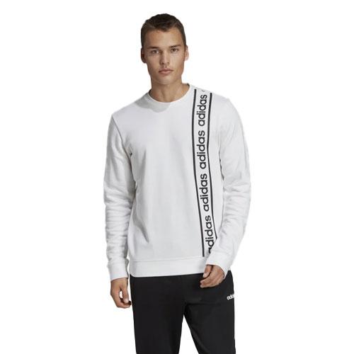 Men's Celebrate the 90's Crewneck Sweatshirt, White, swatch