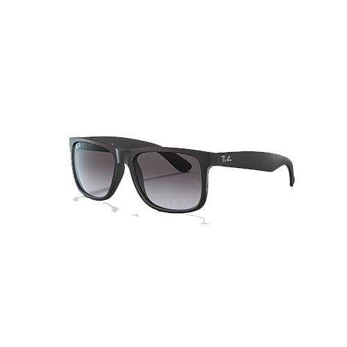 Justin Classic Sunglasses, Black/Gray, swatch