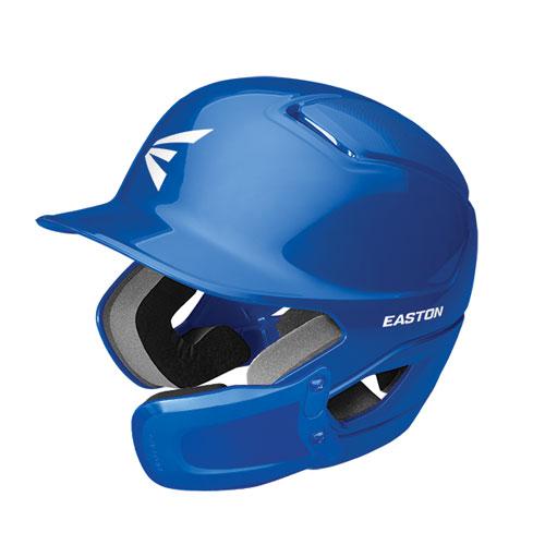 Alpha Batting Helmet with Universal Jaw Guard, Royal Bl,Sapphire,Marine, swatch