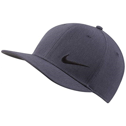 Classic 99 Adjustable Golf Hat, Gray/Black, swatch