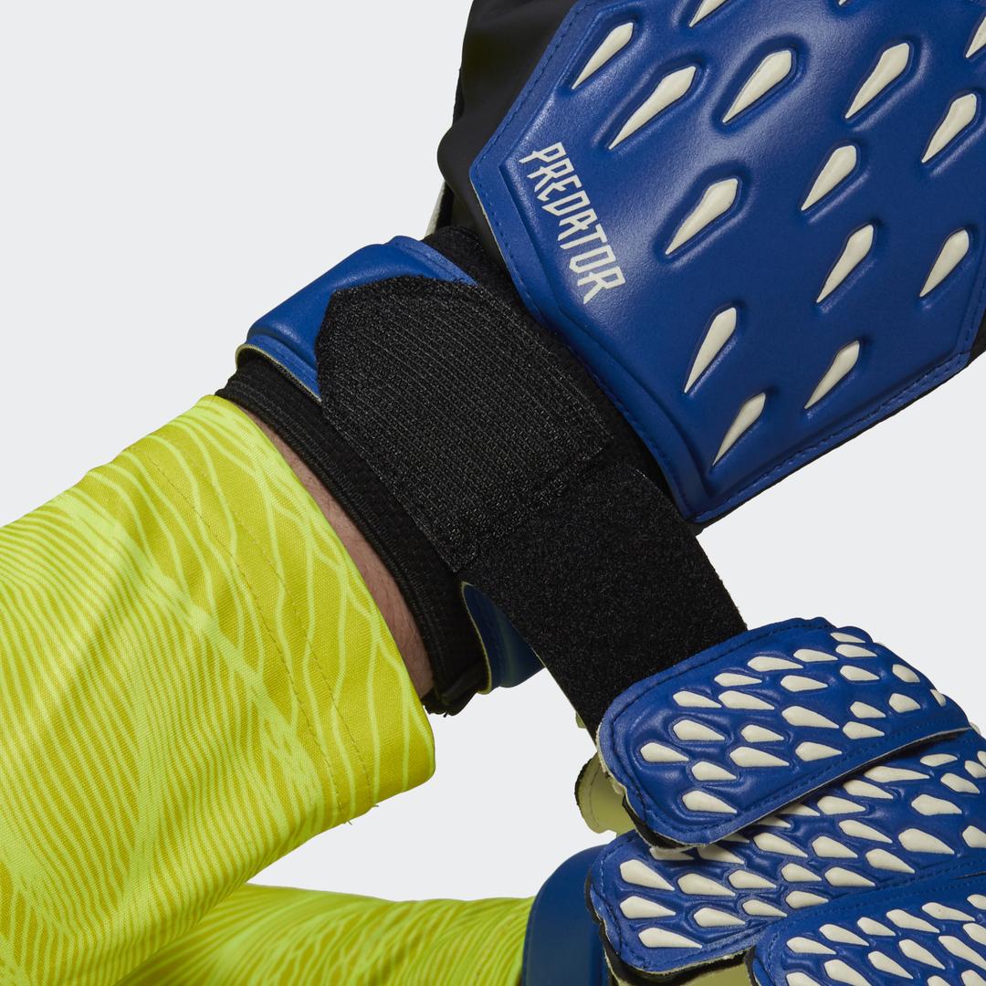Predator 20 Training Gloves, Blue/White, swatch