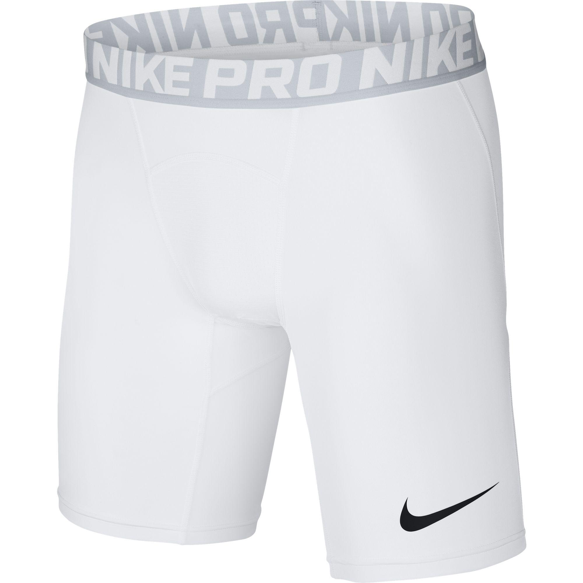 Men's Pro Short, White, swatch