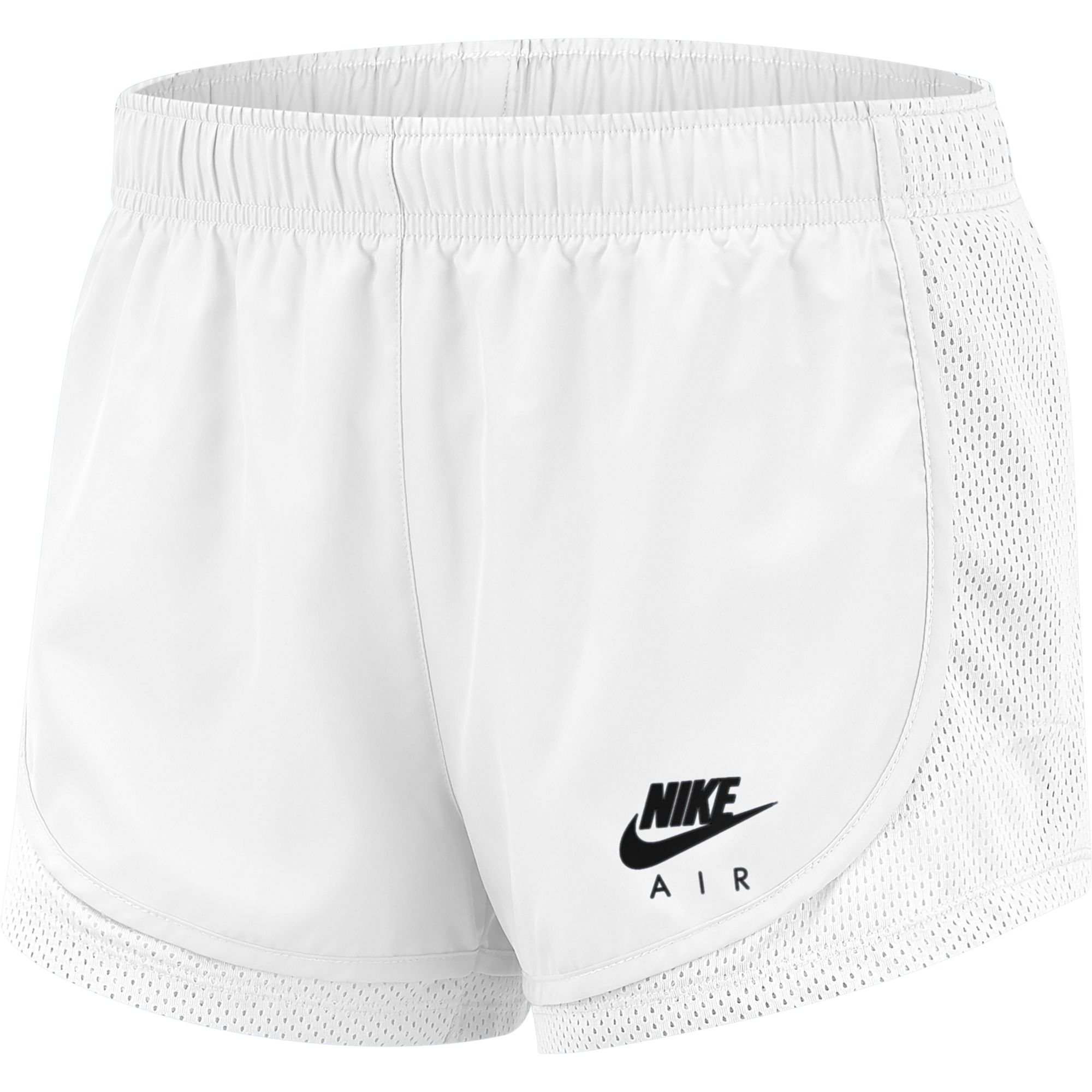 Women's Tempo Air Shorts, White, swatch