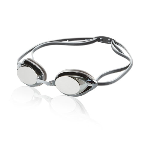 Men's Vanquisher Goggles, Silver,Chrome,Nickel, swatch