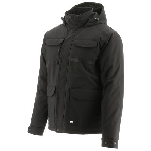 Men's Bedrock Jacket, Black, swatch