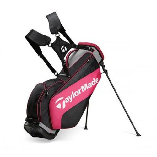 TM 3.0 Lite Stand Bag, Black/Pink, swatch