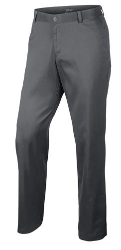 Men's Flat Front Flex Golf Pants, Gray, swatch
