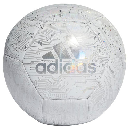 CPT Soccer Ball, White/Gray, swatch