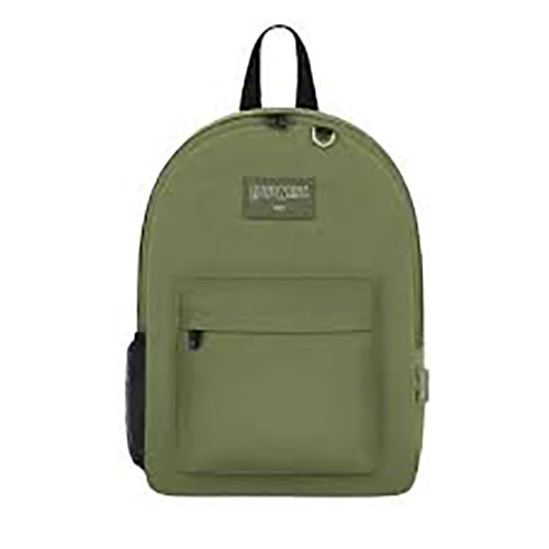 Classic Backpack, Olive/Blaze, swatch