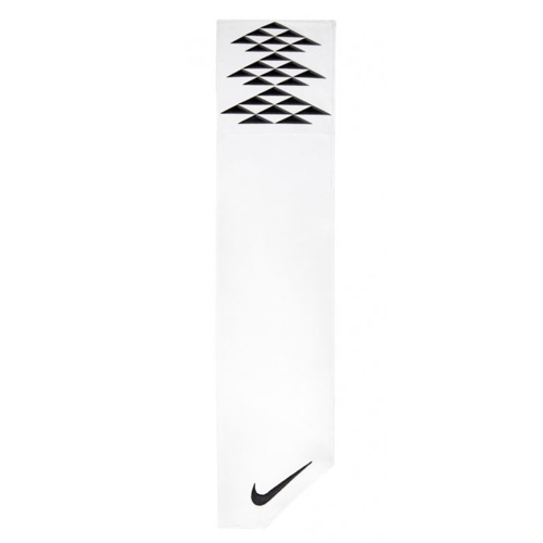 Vapor Football Towel, White, swatch