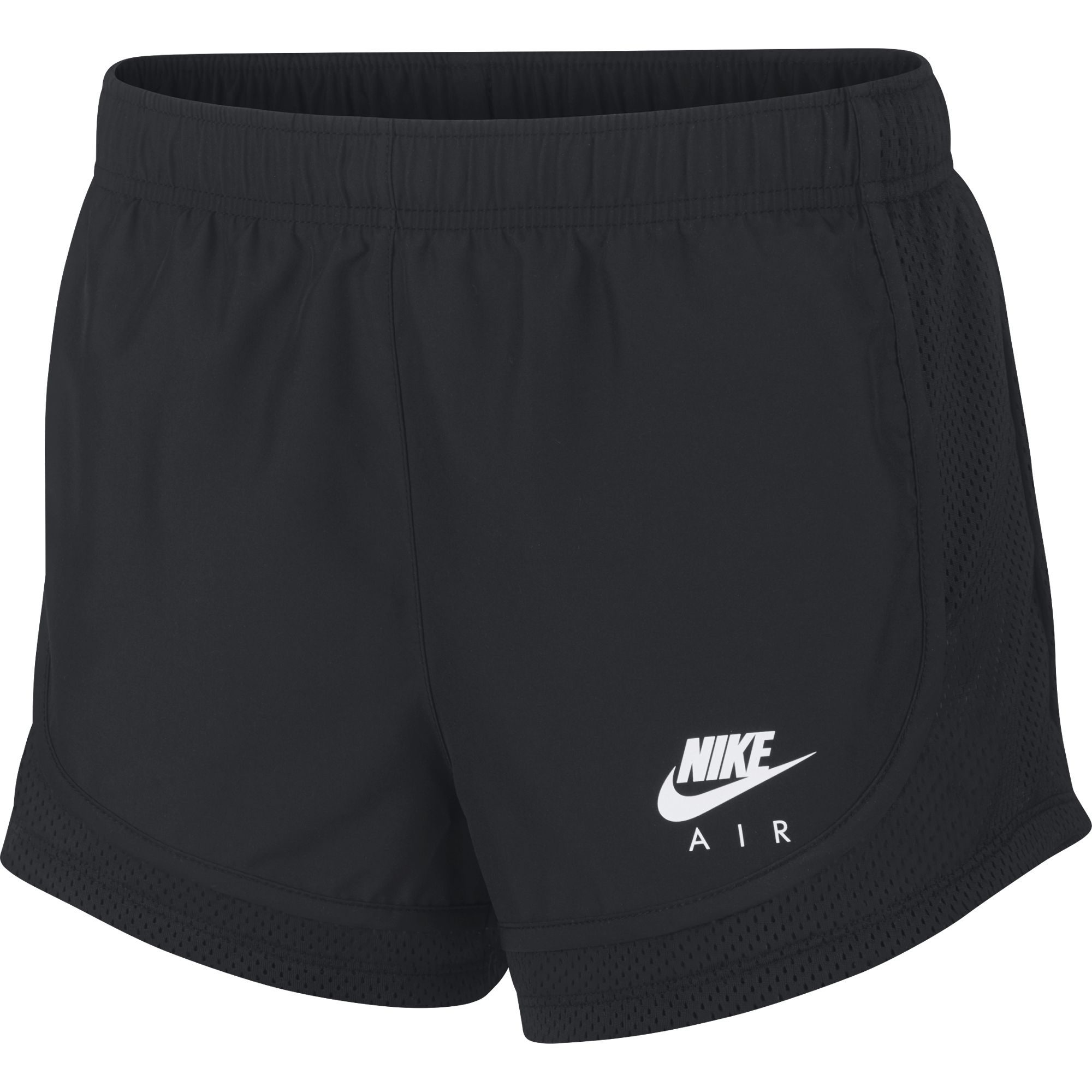 Women's Tempo Air Shorts, Black, swatch