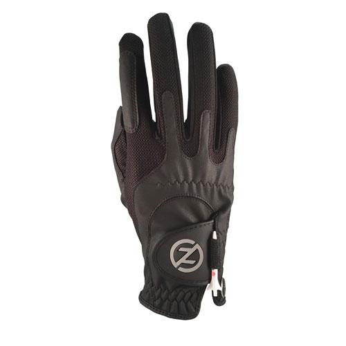 Men's Right Hand Golf Glove, Black, swatch