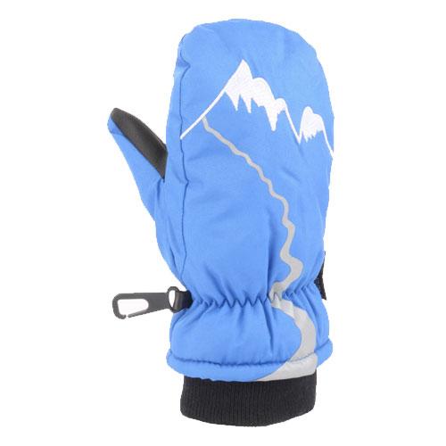 Boys' Waterproof Snow Cuff, Royal Bl,Sapphire,Marine, swatch