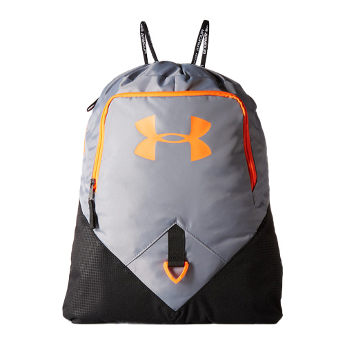 Undeniable Sackpack, Gray/Orange, swatch