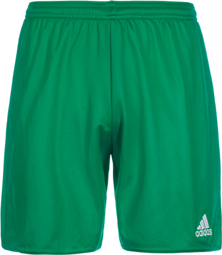 Men's Soccer Parma 16 Shorts, Black/Lime Green, swatch