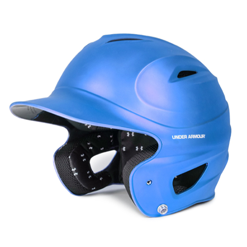 Classic Chrome Batting Helmet, Royal Bl,Sapphire,Marine, swatch
