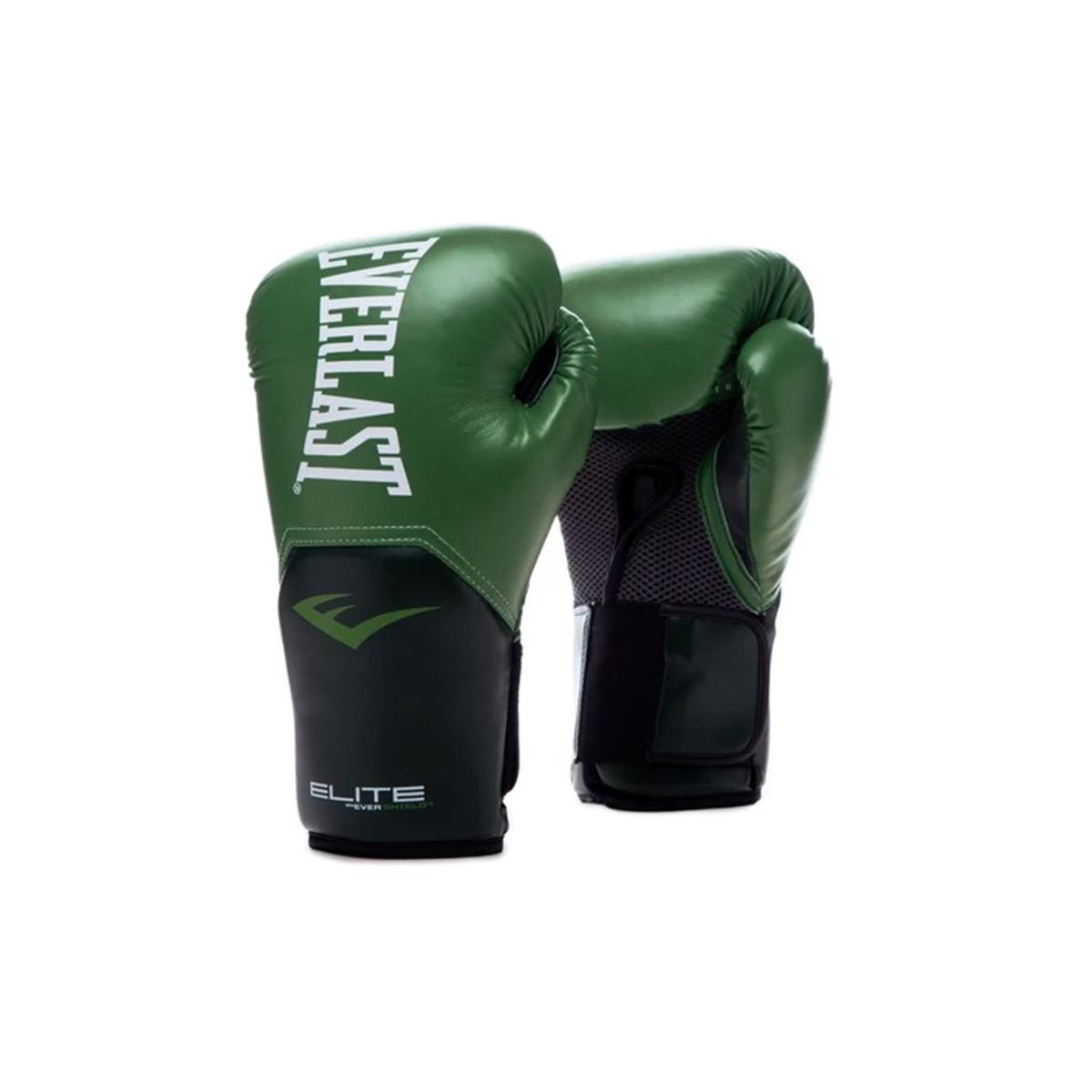 16OZ Pro-Style Glove, Green, swatch