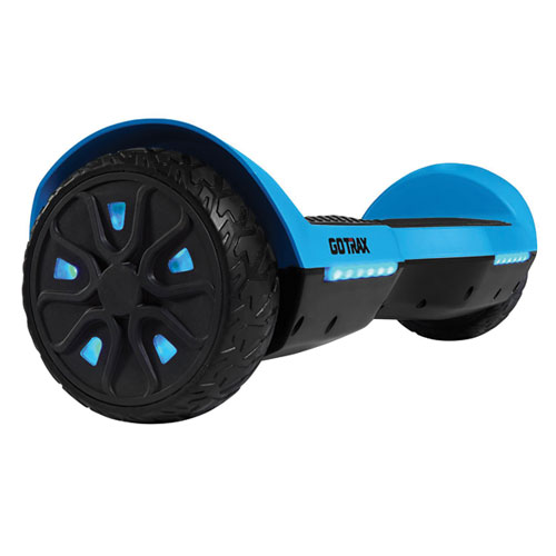 Srx A6 Hoverboard, Blue, swatch
