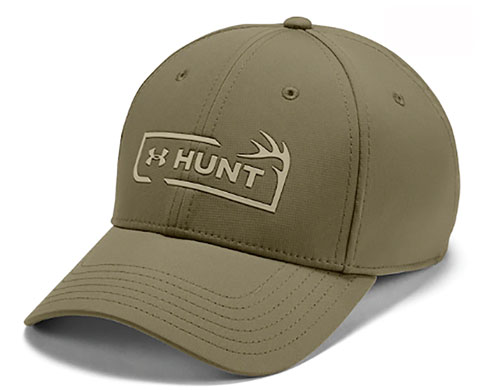 Men's Hunt Store Stretch Cap, Dkgreen,Moss,Olive,Forest, swatch